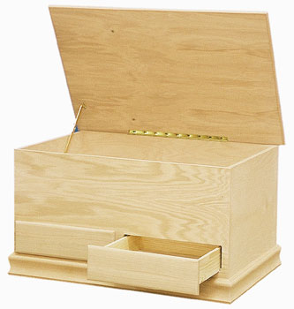 Pine Storage Box also in Maple u0026 Oak  sc 1 st  The Wood Shed & Pine Storage Box also in Maple u0026 Oak | The Wood Shed