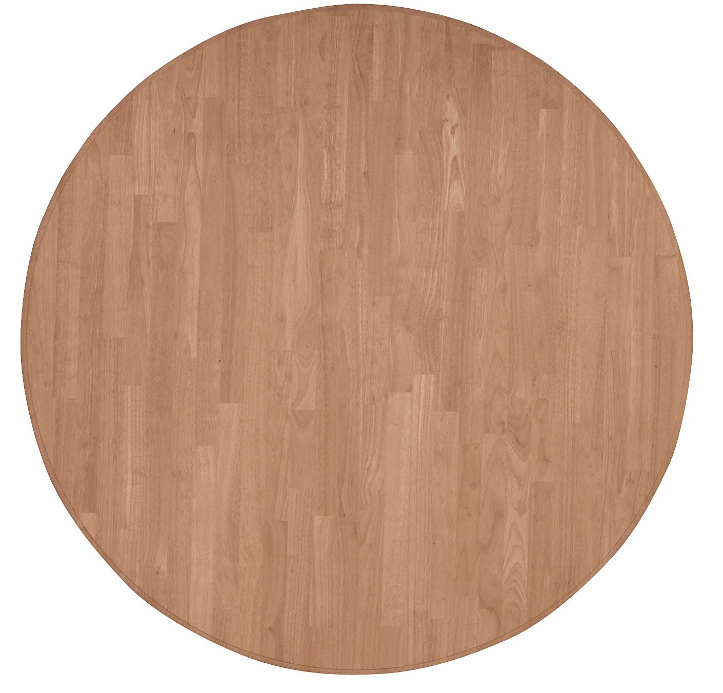 Parawood 52 Inch Solid Round Table Top